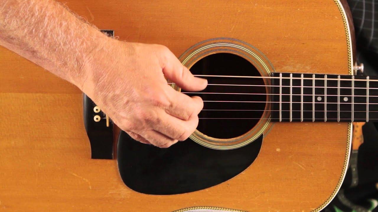 guitar instruction by seth strumming and fingerpicking on an acoustic guitar youtube. Black Bedroom Furniture Sets. Home Design Ideas