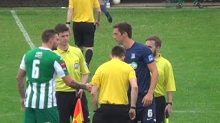Great Wakering Rovers vs Southend United 12-7-14 Highlights