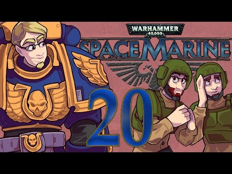 ETA Plays! Space Marine Ep. 020 - Da Ork Boss