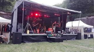 Laura Cox Band -  Hard Shot Blues - live in Saarlouis Germany 2017