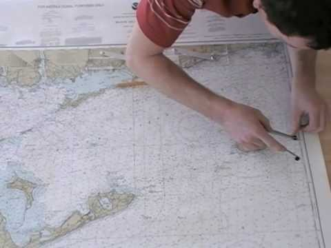 Traditional Nautical Chart Navigation Course P S C