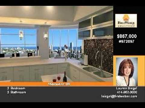 Milwaukee, WI condo for sale - The Moderne, First Weber