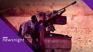 Does the UK have a responsibility to prosecute former IS fighters? - BBC Newsnight