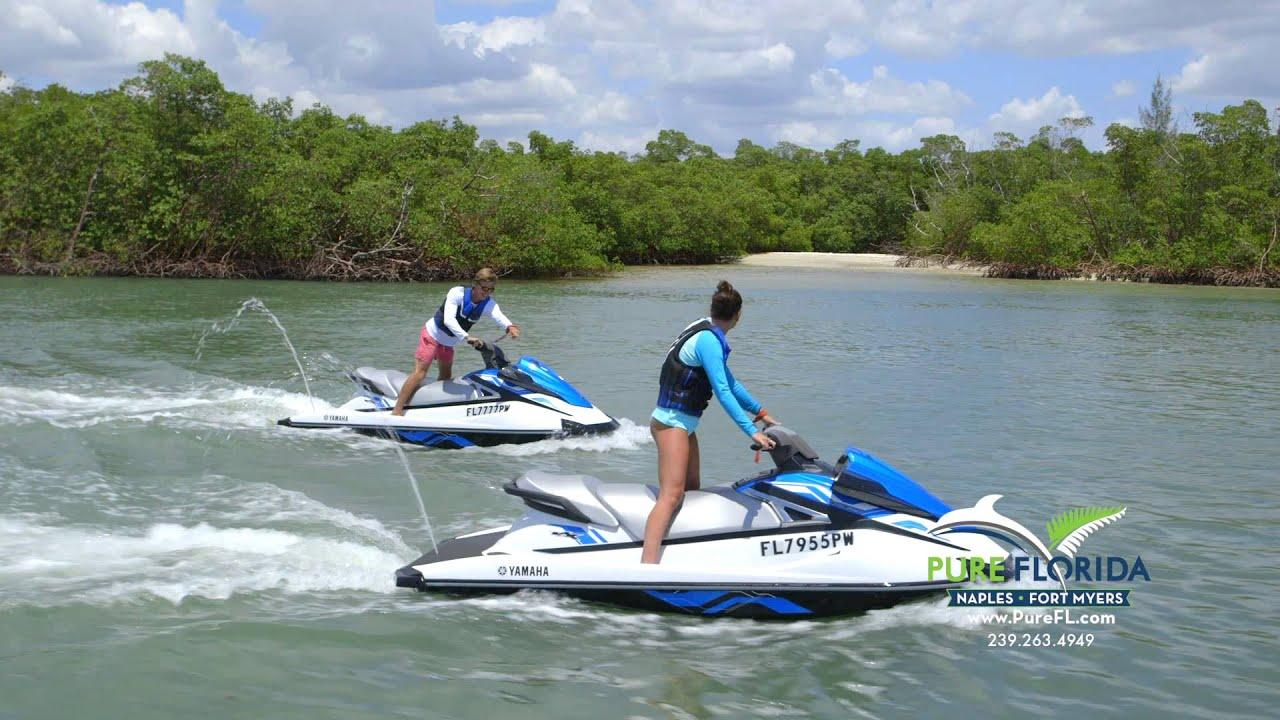 Jet Ski Als At Pure Florida
