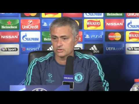 "Mourinho epic answer "" Click Google """