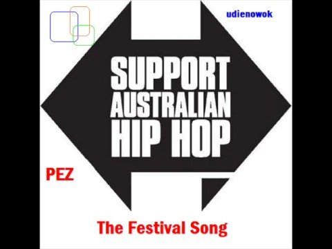 PEZ The Festival Song