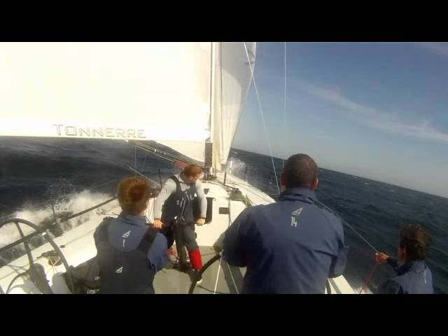 Tonnerre de Breskens win the RORC De Guigand Bowl