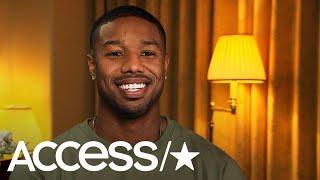 'Black Panther's' Michael B. Jordan Praises His Co-Stars: 'Everyone Stole The Show!' | Access