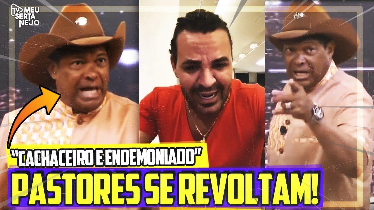 "EDUARDO COSTA detona PASTORES e VALDOMIRO SANTIAGO diz: ""VAI PERDER TUDO!"""