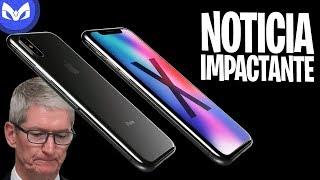 Apple VUELVE A PRODUCIR iPhone X POR BAJAS VENTAS DEL XS Y XS MAX thumbnail