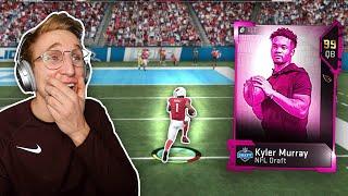Kyler Murray is UNSTOPPABLE! Madden 19
