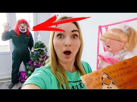 Мистика в нашем доме Нашли Страшную Куклу В моем Доме Призрак