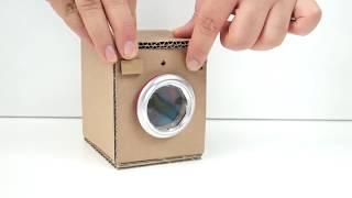 Mẹo TV - Cách Làm Đồ Chơi Máy Giặt Mini Tự Chế Đơn Giản