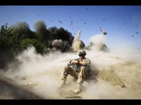 US Marines in Afghanistan Combat Footage 1080p Intense Firefights Against  Taliban