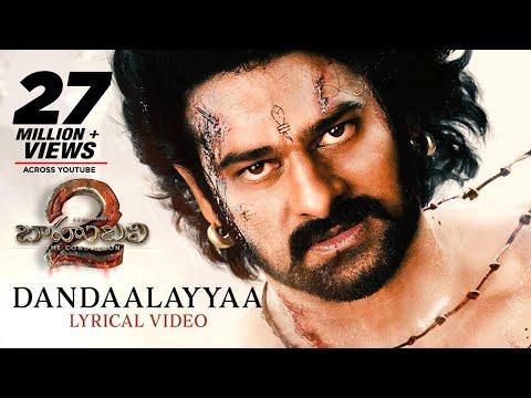 Baahubali 2 Songs Telugu | Dandalayya Full Song With  | Prabhas,mm Keeravaani | Bahubali Songs