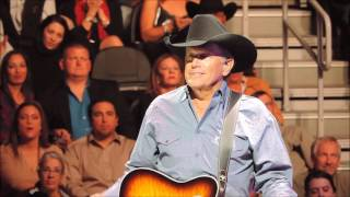 """""""Mama Tried"""" and """"Workin Man Blues"""" performed by George Strait"""