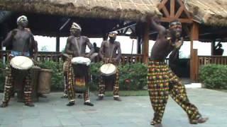 African Dance - Conakry, Guinea