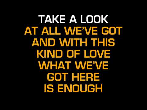Michael Buble - Hold On (Karaoke)