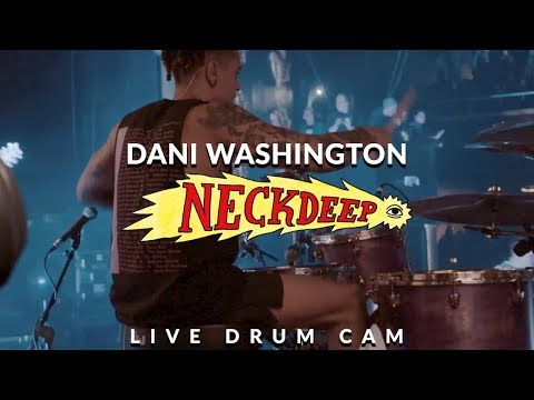 Dani Washington of Neck Deep (Happy Judgement Day - Drum Cam) Mp3