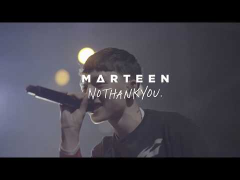 Marteen - Introducing NOTHANKYOU. Mp3