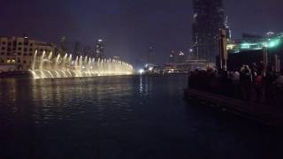 Fountain in Dubai Mall - FullHD GoPro 2016 GOPR4882