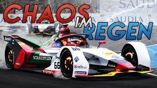 CHAOS IM REGEN! | Formel E Riad | Daniel Abt