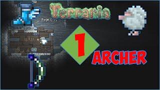 Скилл || Лучник #1 || Terraria Expert