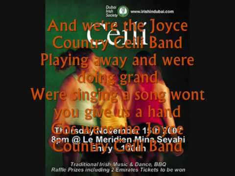 Joyce Country Ceilí Band ( With Lyrics )