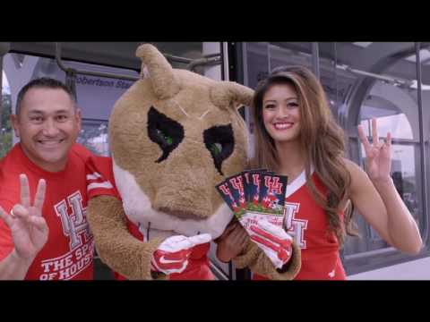 FREE Rides on Cougar Gameday - Just Show Your Tickets or Student ID!