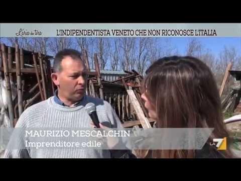 L'indipendentista veneto che non riconosce l'Italia