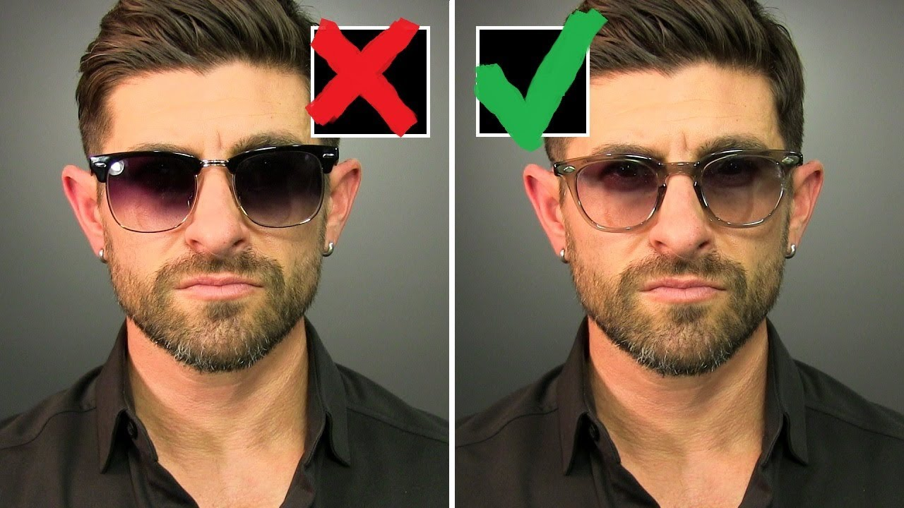 8eea7e989746a 3 Reasons You re Wearing The WRONG Sunglasses   Frames! (NOT Your Face Shape )