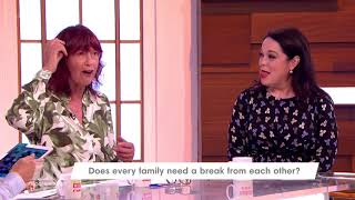 Janet Divorced Her Family When She Was 18   Loose Women