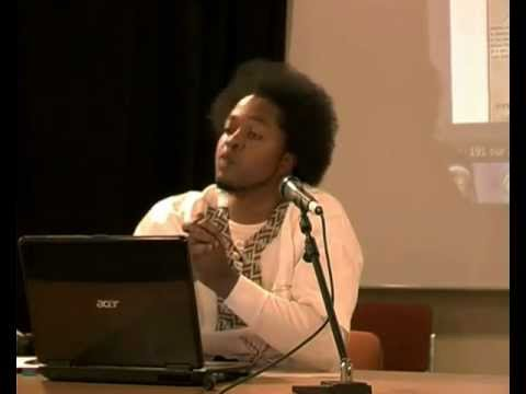 Conférence du Nke Tara lors du salon de l'expression culturelle négro-africaine (fin)