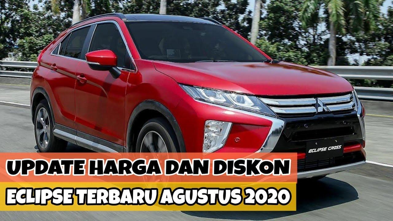 Daftar Harga dan Diskon Mitsubishi Eclipse Cross Terbaru Agustus 2020 - OTR Jawa Tengah - Ultimate