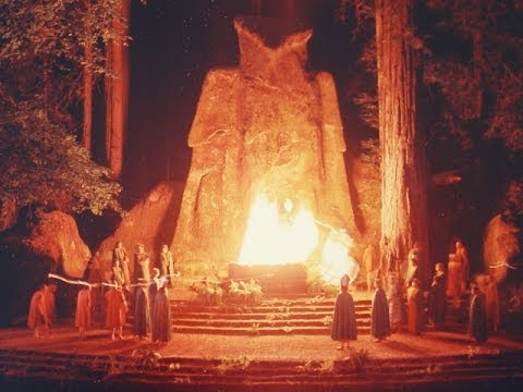 The Secret Society Of The Bohemian Grove.