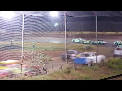 Factory Stock Feature Race @ 105 Speedway  10/13/18