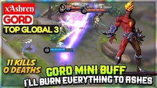Gord Mini Buff, I