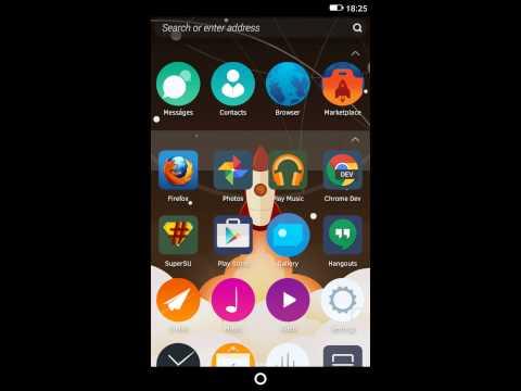 Firefox OS B2GDroid