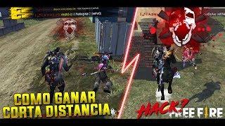 COMO GANAR TODAS TUS BATALLAS A CORTA DISTANCIA #2 // TRUCOS Y CONSEJOS CLASIFICATORIA // FREE FIRE