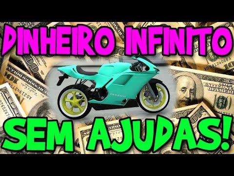 GTA V ONLINE 1.12 - NOVO GLITCH DINHEIRO INFINITO! SEM AJUDAS! GANHAR ...