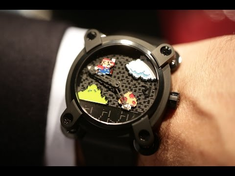 Romain Jerome Watch Collection - Baselworld 2016
