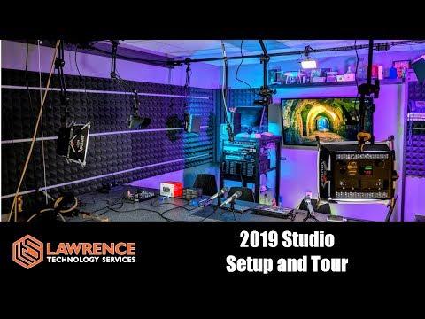 2019  Studio Setup and Tour