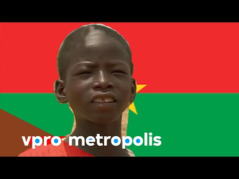 a 13-year old healer in Burkina Faso - vpro Metropolis