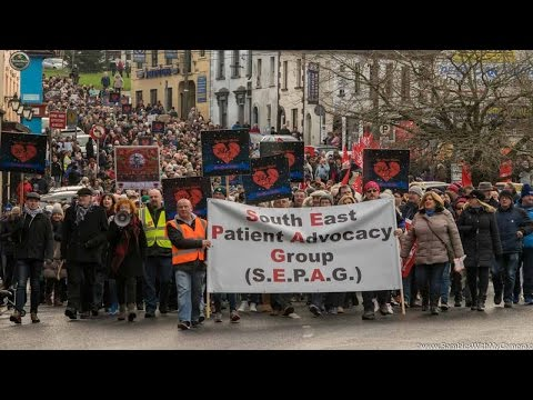Press Photography - How to Photograph a Demo / Parade/ Political Rally