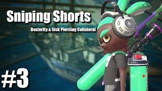 Splatoon 2 - Sniping Shorts #3: Dexterity & Sick Piercing Collateral thumbnail