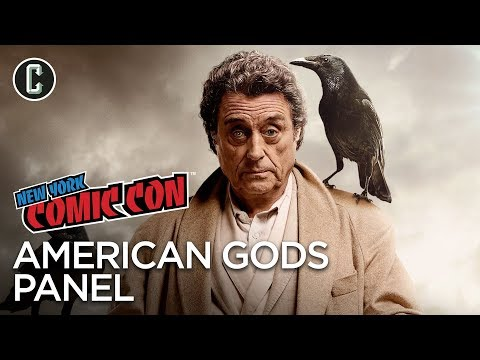 American Gods Panel - NYCC 2017