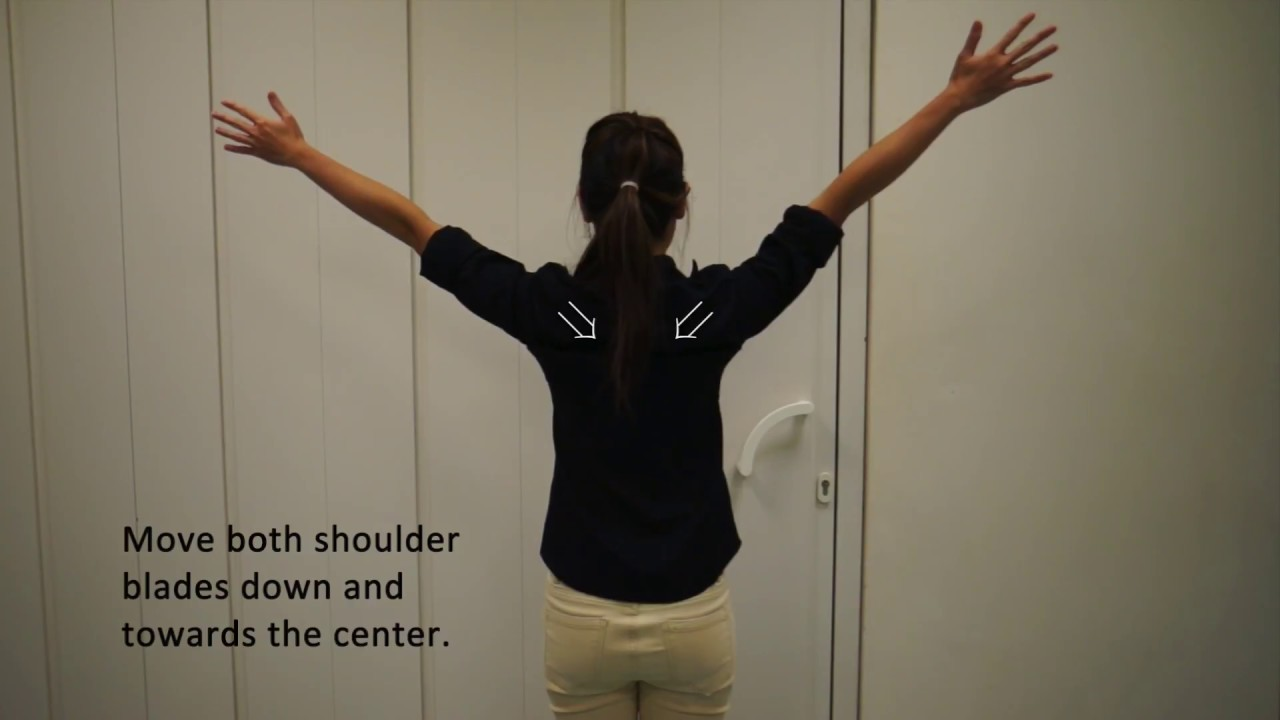 Nuh Physiotherapy - Lower Trapezius Activation