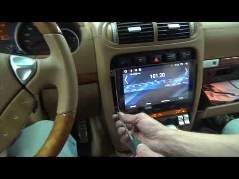 Volant télécommande adaptateur FECS pour porsche Cayenne 9pa 2002-2007 sur pioneer