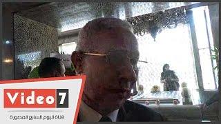 بالفيديو.. جمال زهران من أمام ضريح عبد الناصر: ثورة يوليو أم ثورتى 25 يناير و30 يونيو