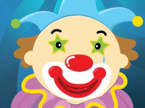 """the clown song for """"kids"""" - YouTube"""